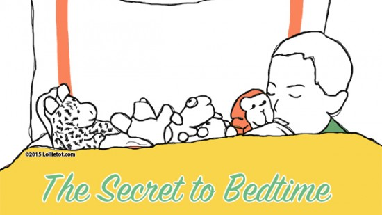The Secret to Bedtime
