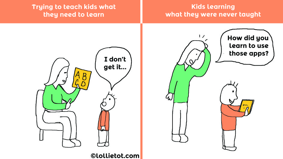 how kids learn