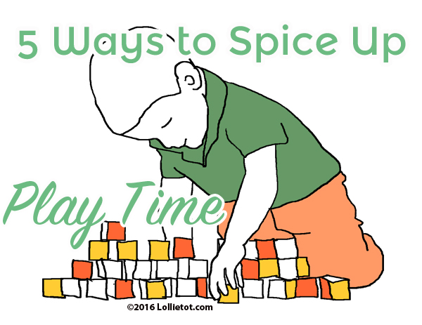 spice up playtime